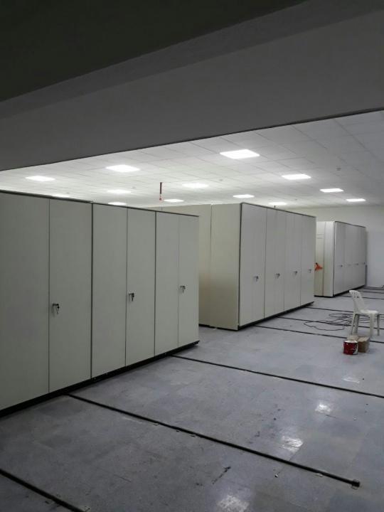 IMG 20180406 204349 540x720 - قیمت انواع قفسه ریلی بایگانی اداری