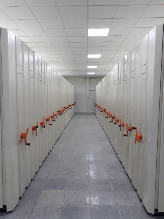 IMG 20180509 194709 436 540x720 - تولید کننده قفسه بایگانی ریلی